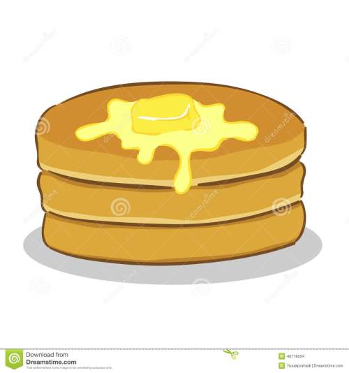 small resolution of 1300x1390 pancake clipart vector