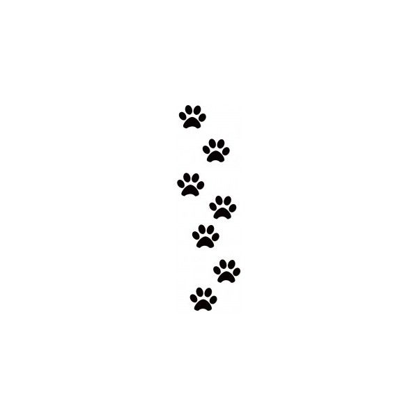 Panther Paw Print Clipart Free download on ClipArtMag