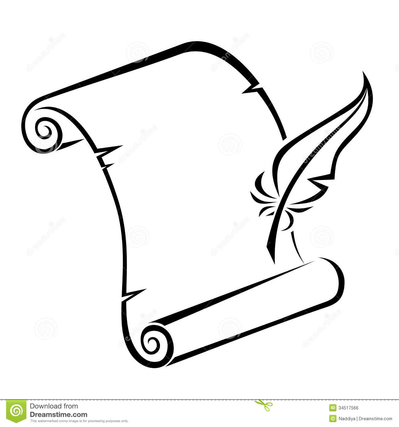 hight resolution of 1300x1390 quill clipart paper