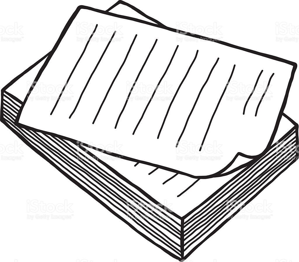 Papers Clipart