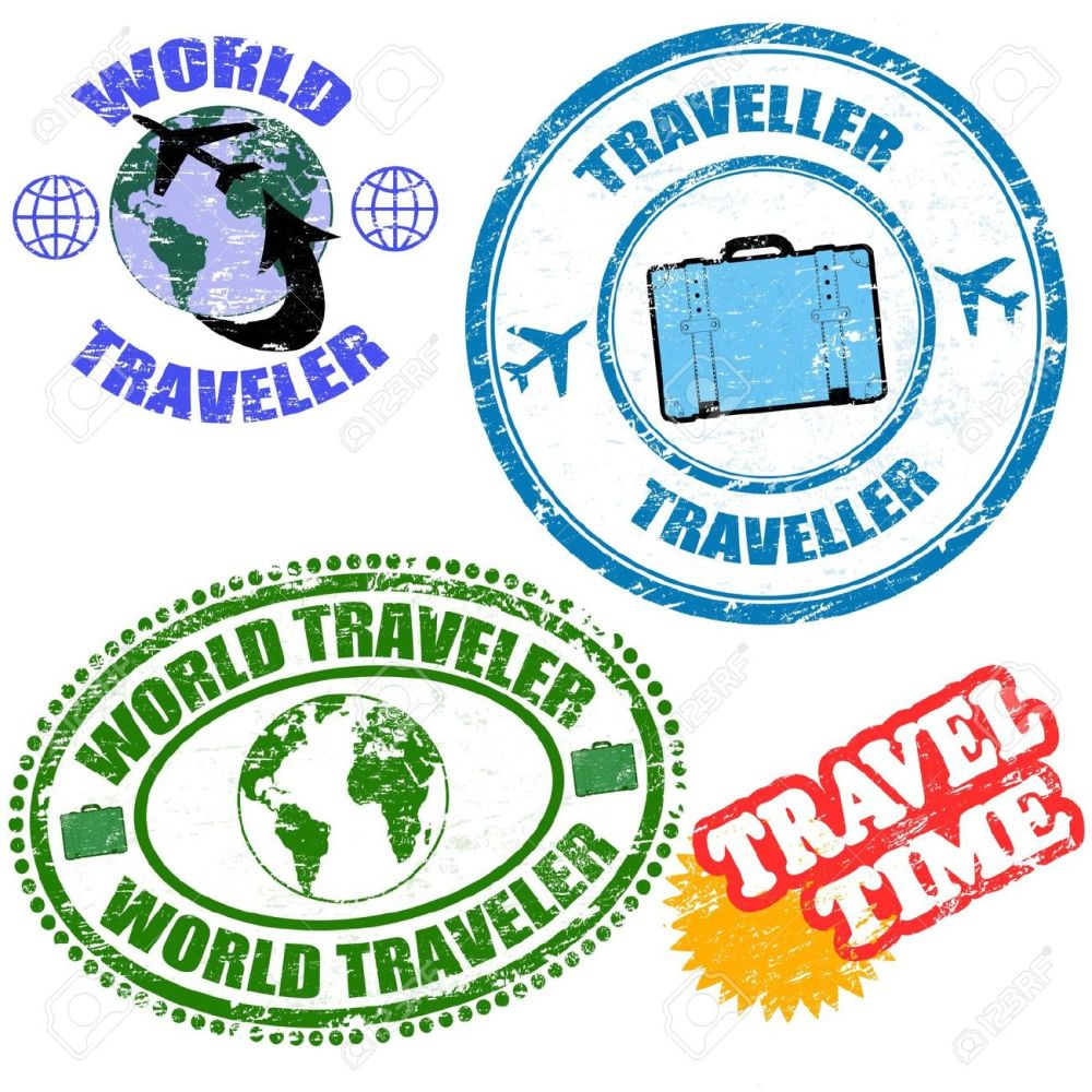 medium resolution of 1300x1300 suitcase clipart travel stamp