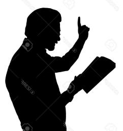 1075x1300 best people silhouette clipart pastor preaching library [ 1075 x 1300 Pixel ]