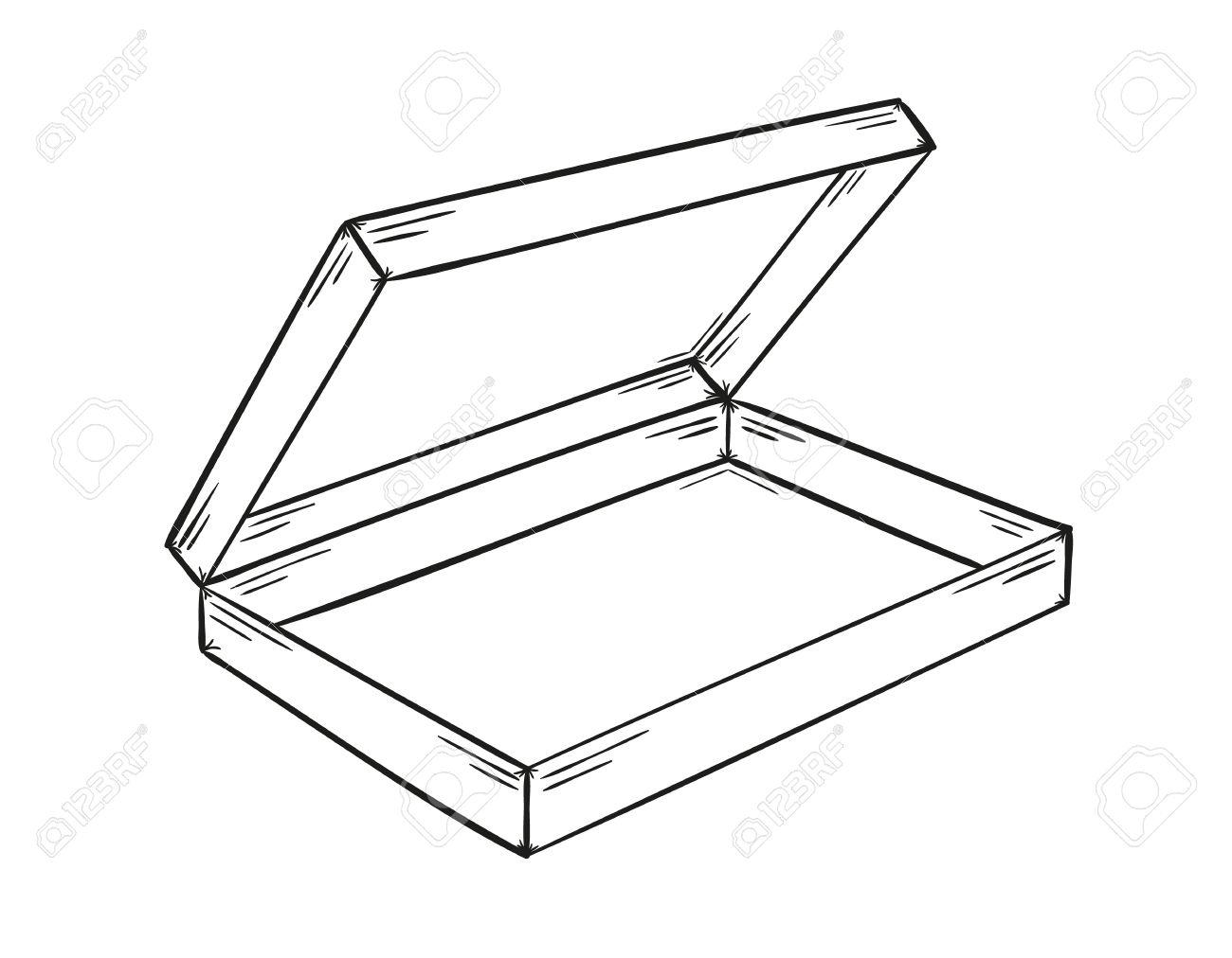 Pencil Box Clipart