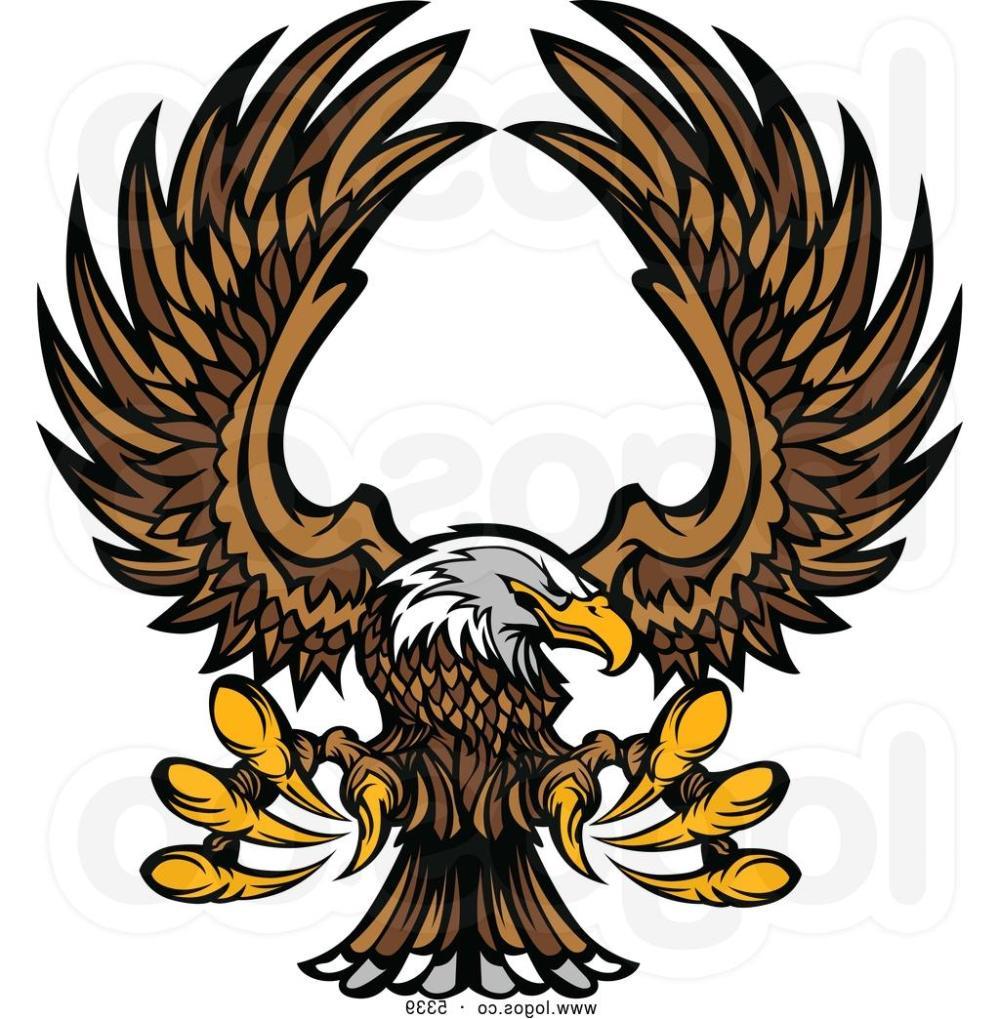 medium resolution of 1024x1044 hd eagle clip art free logos royalty stock logo designs vector