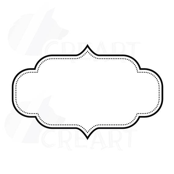 picture frames clipart free