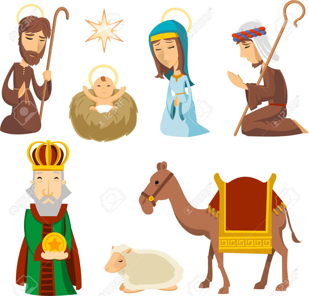 hight resolution of 1300x1243 nativity scene clip art