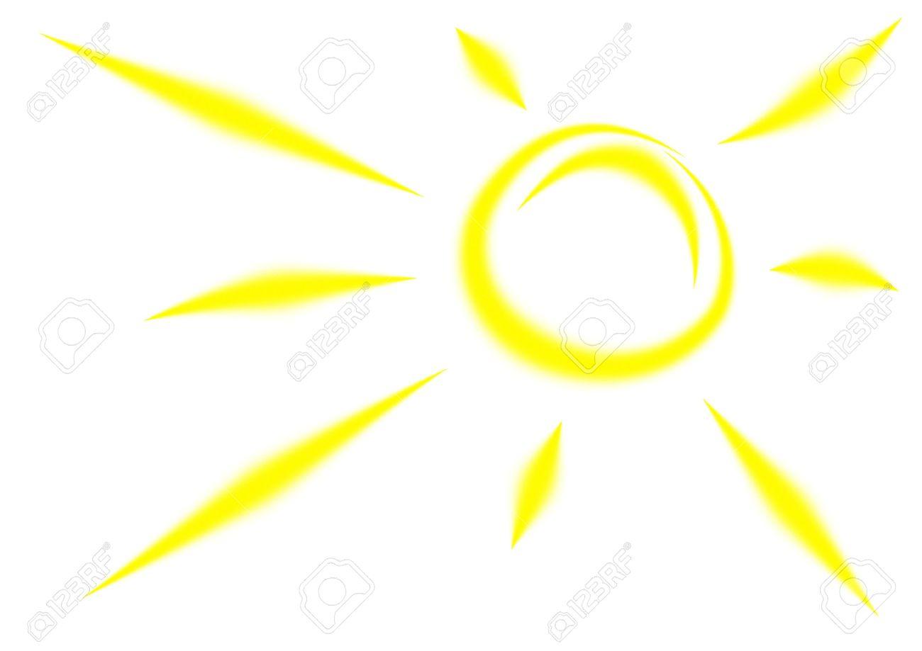 hight resolution of 1300x919 bright clipart yellow sun