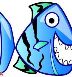999x955 blue cartoon fish clipart free clipart design download [ 999 x 955 Pixel ]