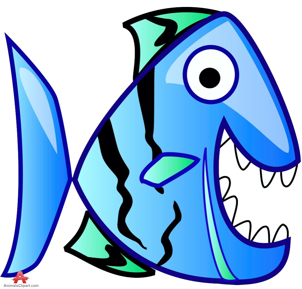 medium resolution of 999x955 blue cartoon fish clipart free clipart design download