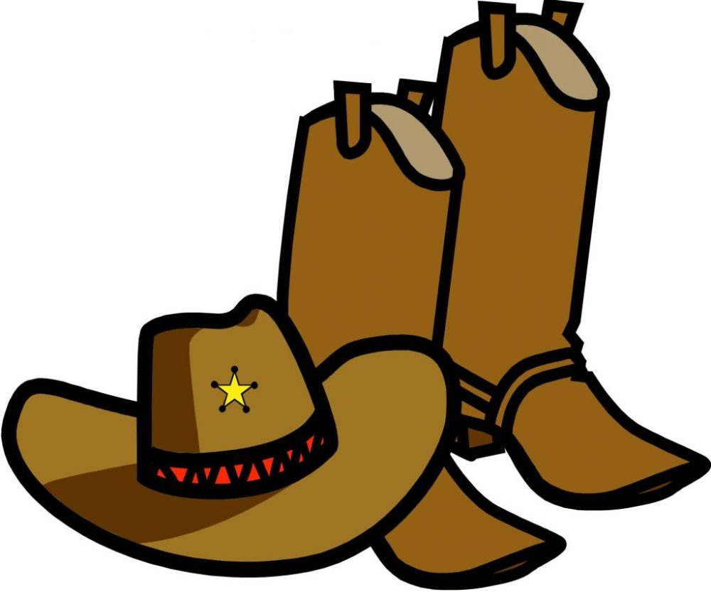 medium resolution of 1024x854 best free cowboy boots clipart black and whitewboy clip art image