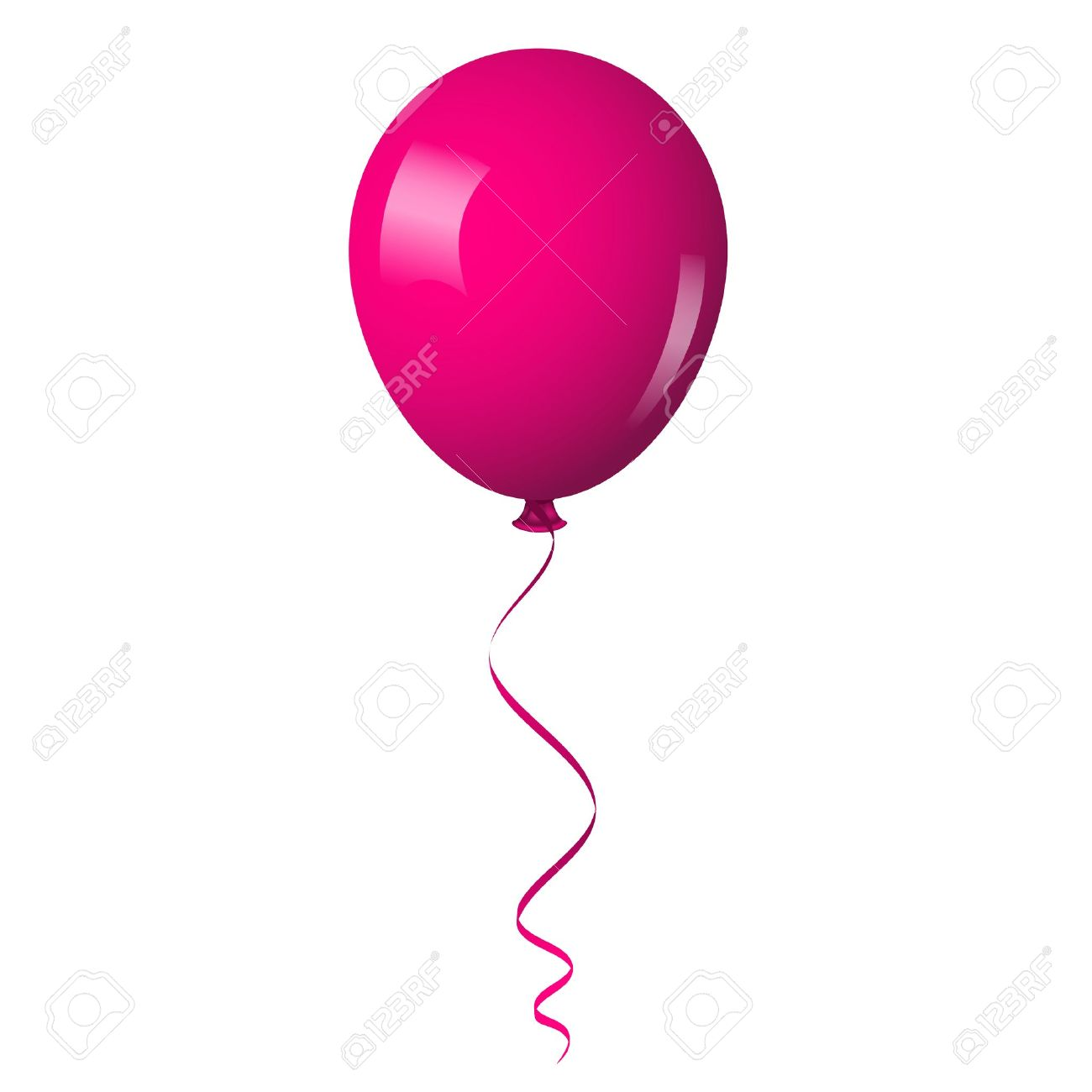 hight resolution of 1300x1300 pink balloon clipart