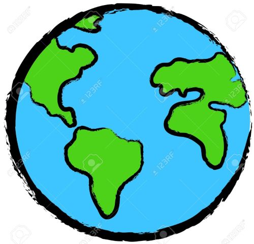 small resolution of 1300x1252 planet clipart eart