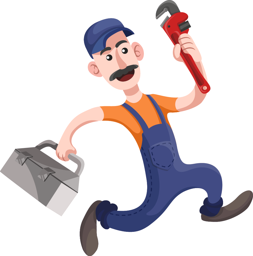 plumber clipart free download