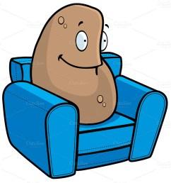 1160x772 couch potato clipart [ 1160 x 772 Pixel ]