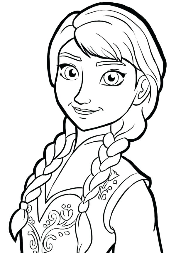 Coloring Pages Excelent Princess Pictures To Color Photo