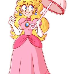 734x1087 693 best princess peach images daisy peaches and hall [ 734 x 1087 Pixel ]