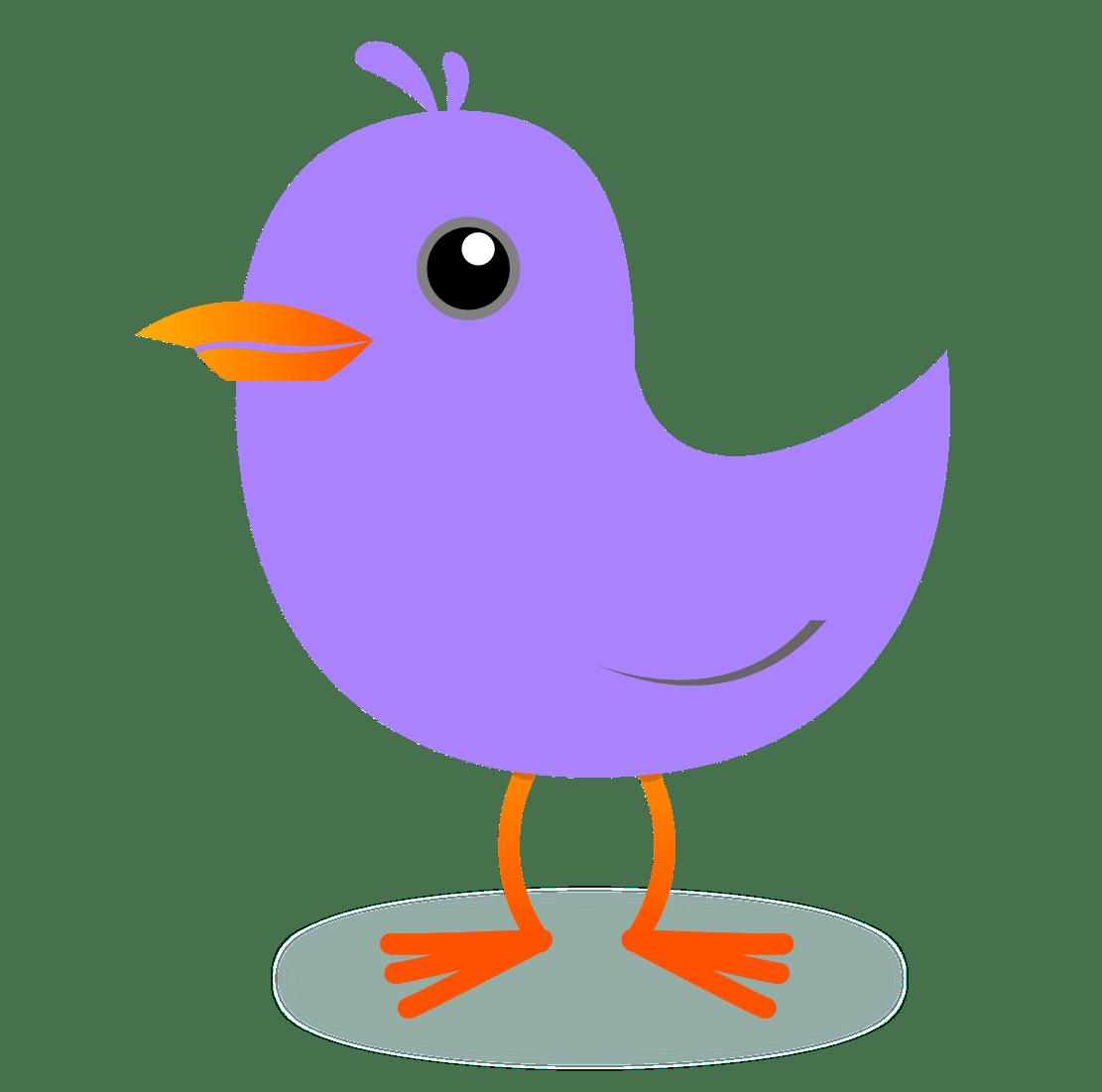 hight resolution of 1111x1101 bird clipart purple