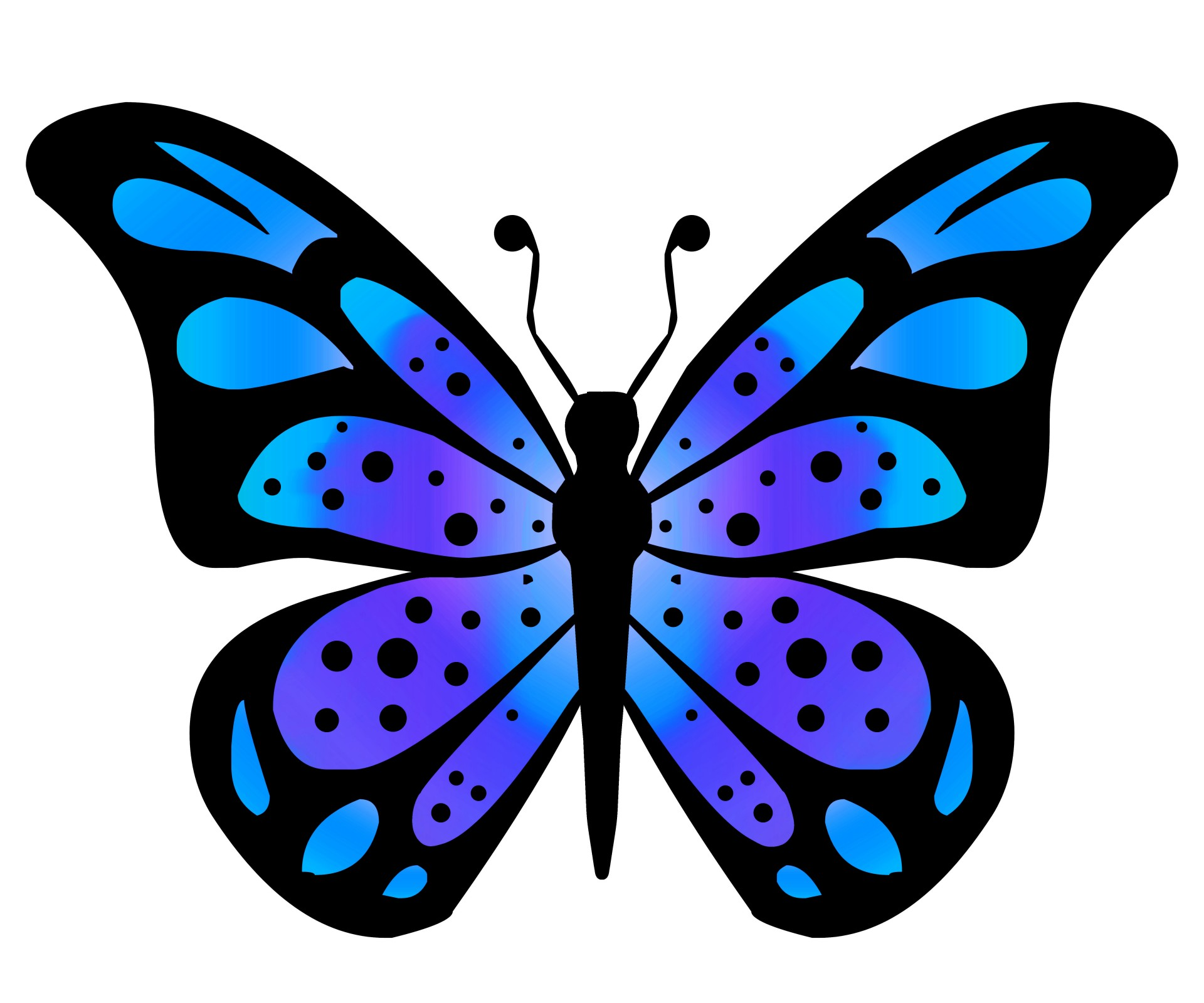 hight resolution of 1920x1600 butterfly clip art clipartfest