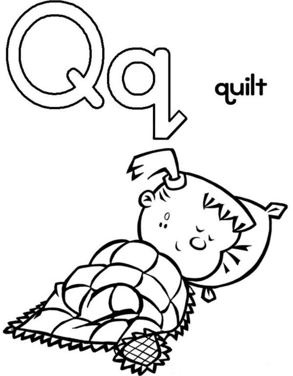 quilt coloring pages # 8