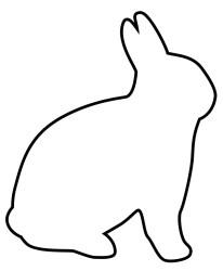 rabbit clipart bunny clipartmag