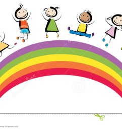 1300x708 rainbow clipart happy rainbow [ 1300 x 708 Pixel ]