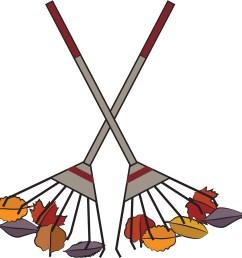1416x1409 raking leaves clipart yard rakes clipart autumn clipart fall [ 1416 x 1409 Pixel ]