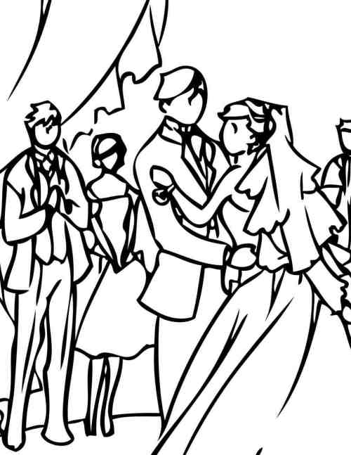 small resolution of 1007x1304 bride wedding reception dancing clipart s free download clip art