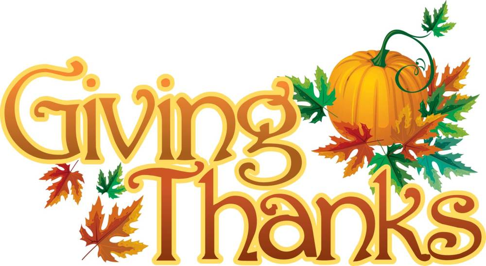medium resolution of 1800x986 thanksgiving clip art give thanks happy thanksgiving