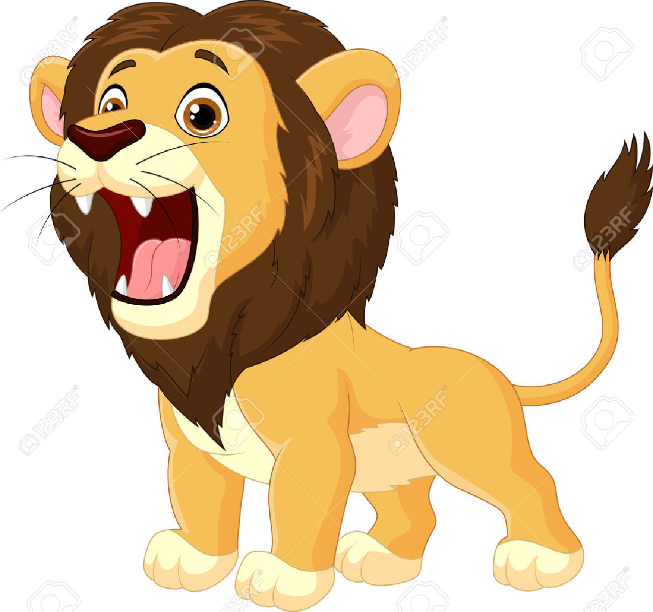 hight resolution of 1300x1217 lion clipart roaring amp lion clip art roaring images