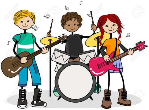 small resolution of 1300x962 guitar clipart kid rock
