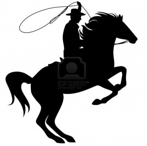 small resolution of 1200x1194 rodeo silhouette clipart
