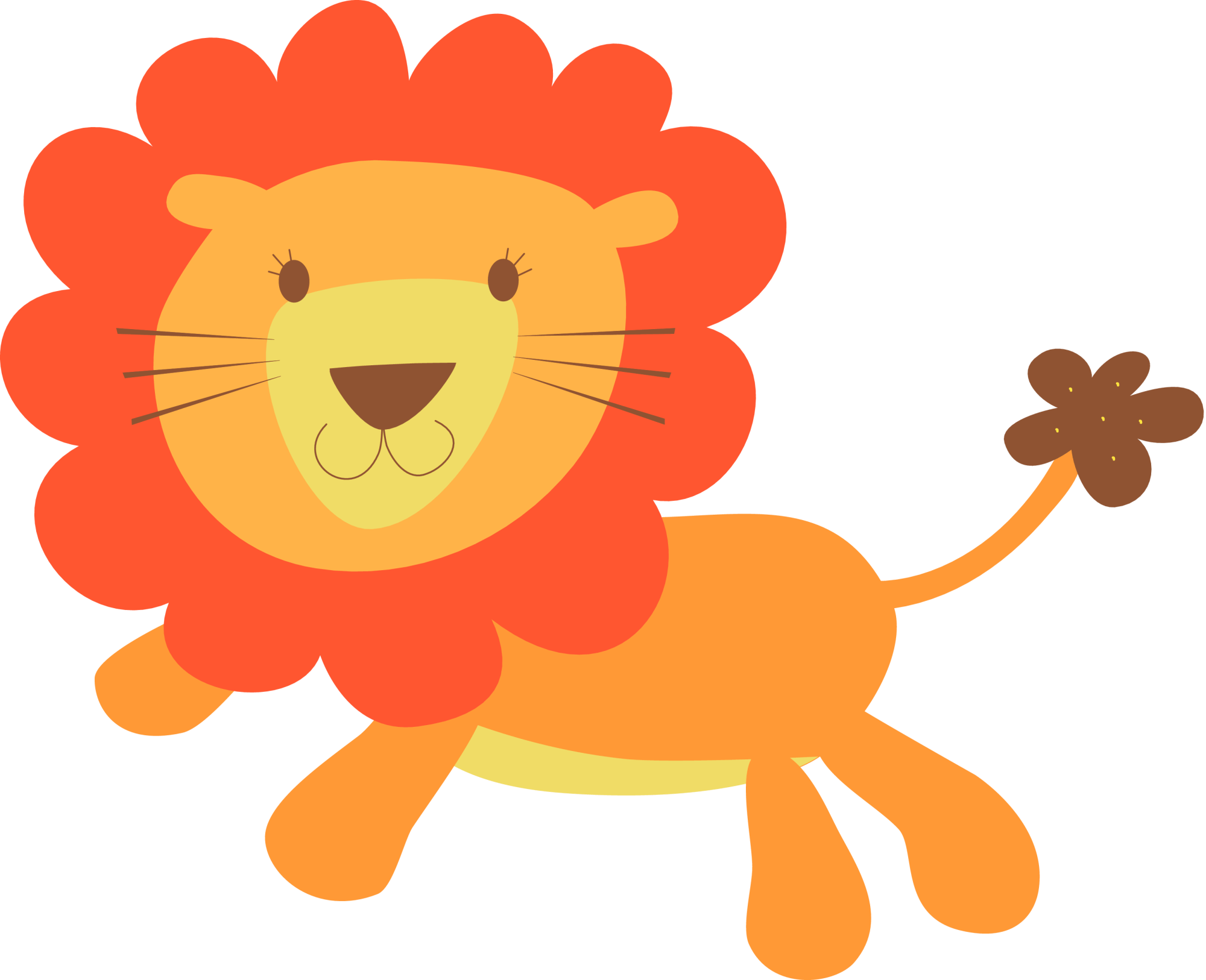 hight resolution of 3300x2683 animal clipart baby lion