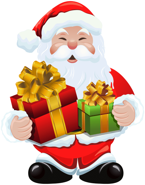 small resolution of 4659x5959 transparent santa claus clip art merry christmas amp happy new
