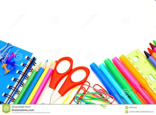 small resolution of 1300x955 school supplies border clipart clipart panda