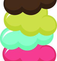 736x1915 ice cream scoop clipart 15 [ 736 x 1915 Pixel ]