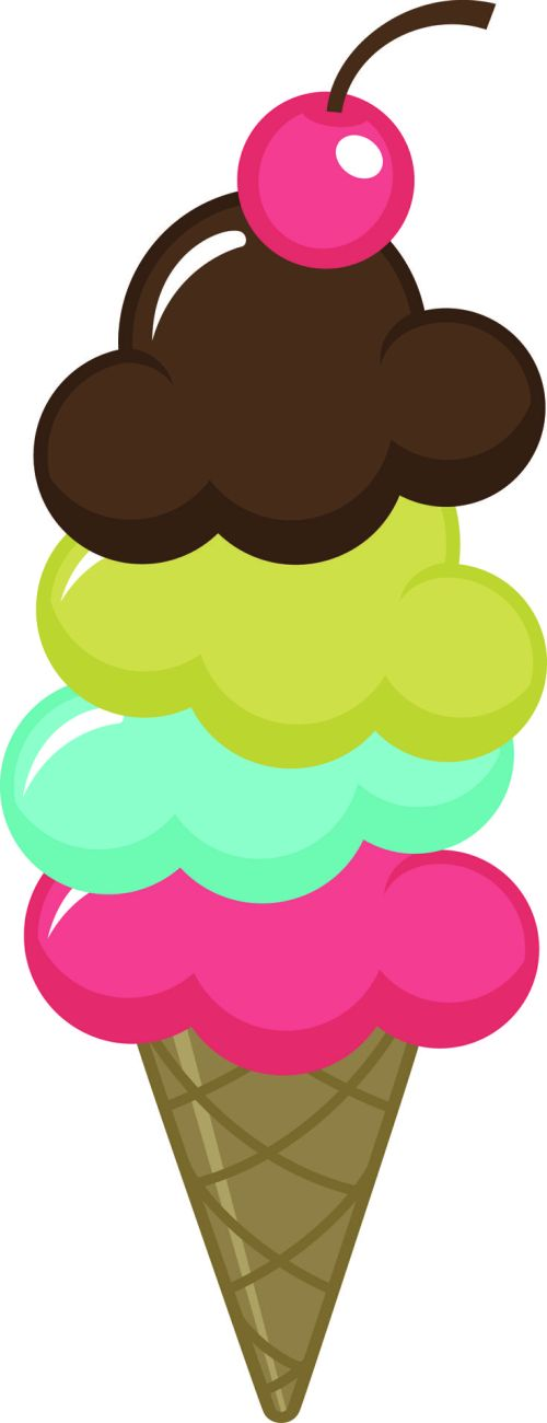 small resolution of 736x1915 ice cream scoop clipart 15