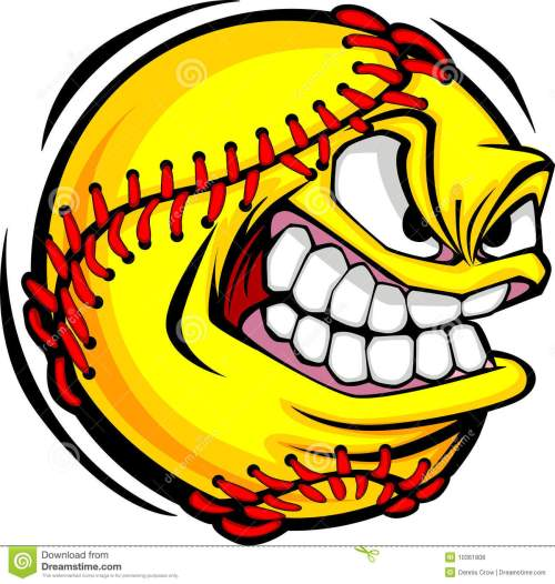 small resolution of 1300x1368 face clipart softball