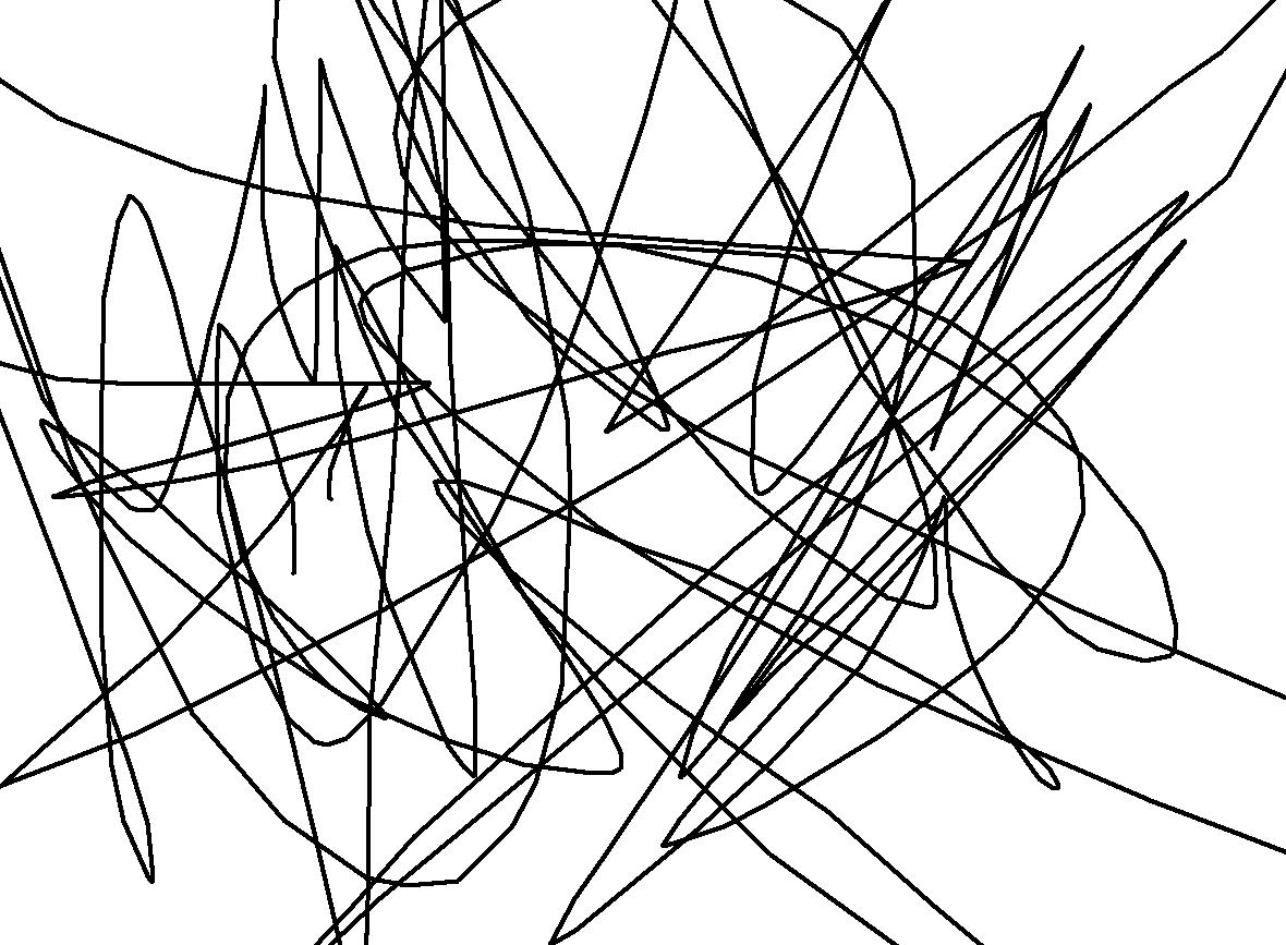 Scribble Clipart