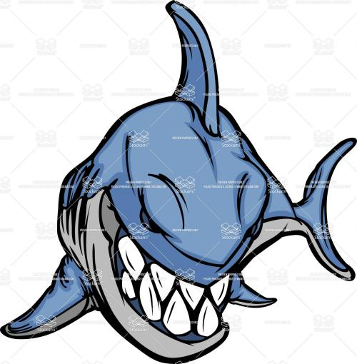 small resolution of 1468x1500 tiger sharks clipart