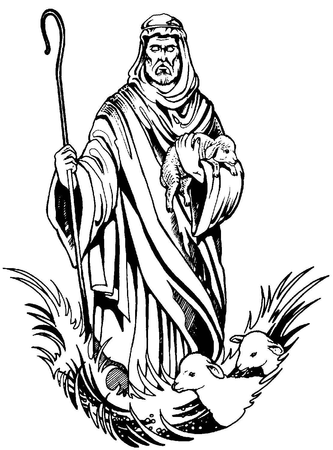 Shepherd Clipart