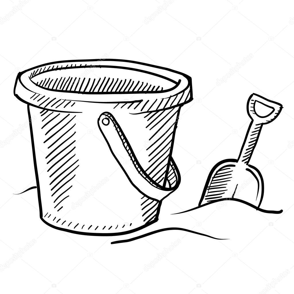 Shovel Drawing