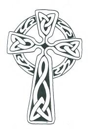 simple celtic cross free