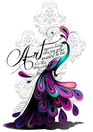 peacock tattoo designs drawing colorful deviantart feather tattoos drawings simple unique clipart feathers peacocks painting interfaces easy being clipartmag pencil