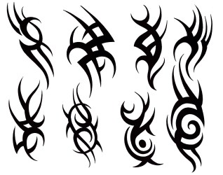 tattoo simple designs draw hand clipartmag