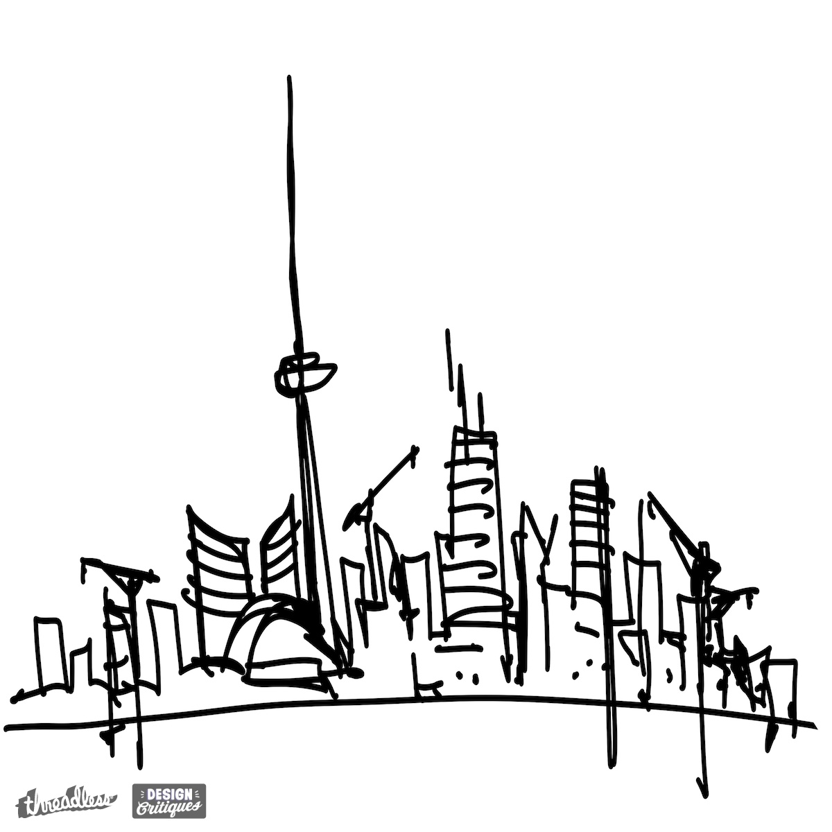 Collection Of Skyline Silhouette Clipart