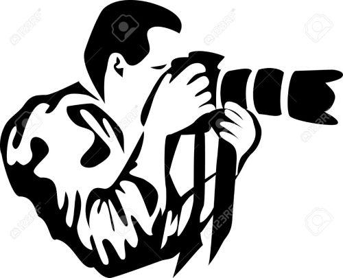 small resolution of 1300x1054 photos clipart photographer camera