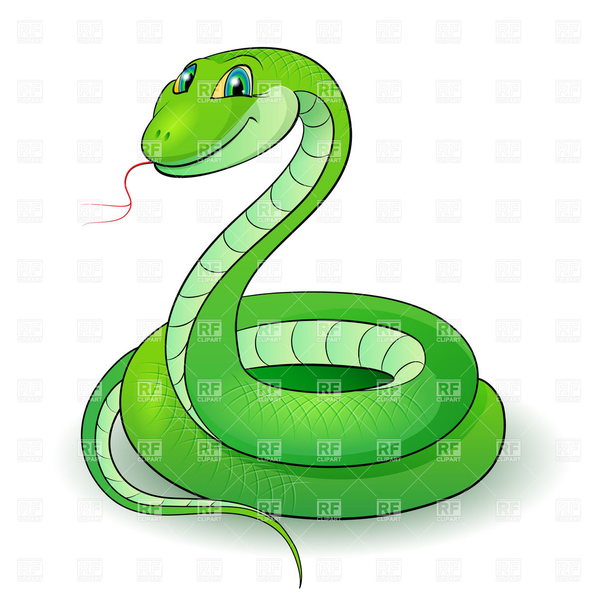 Snake Clipart Free