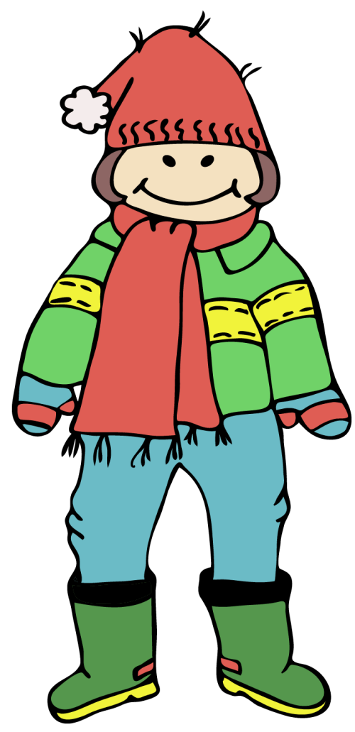 small resolution of 715x1475 boots clipart snow coat