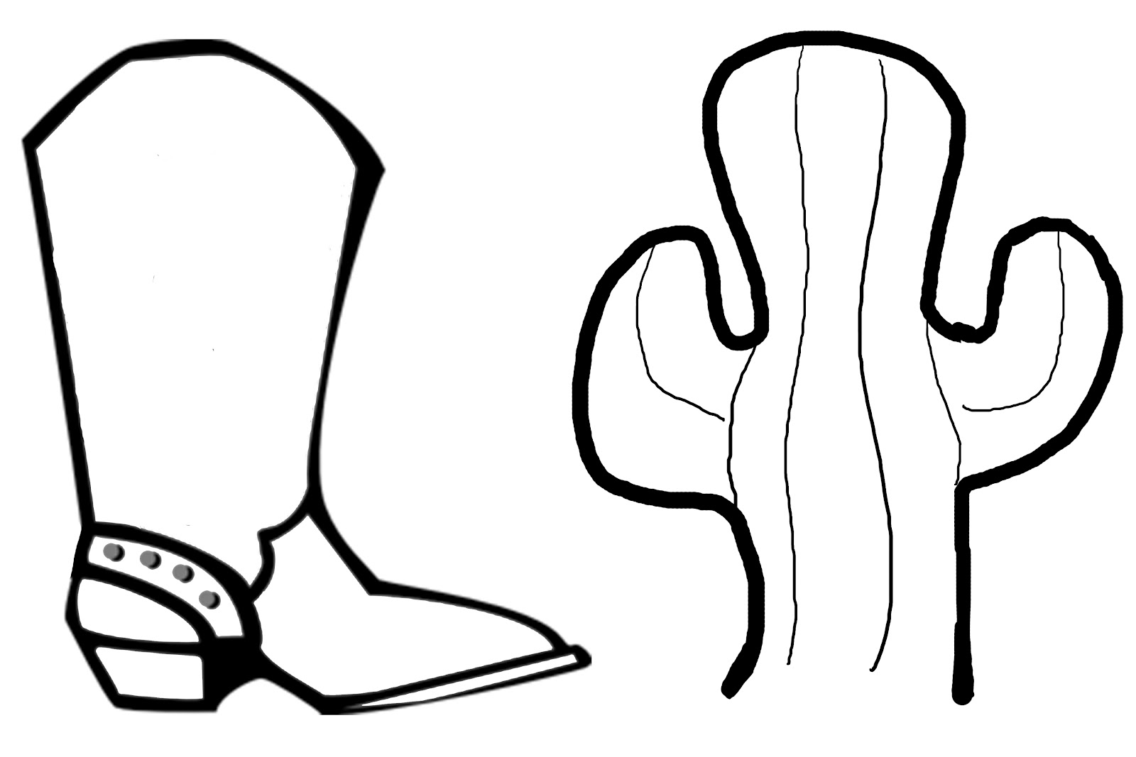 Snow Boot Clipart