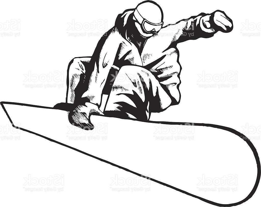 Snowboarder Clipart